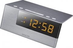 Laikrodis Digital Alarm Clock SENCOR SDC 4600 OR