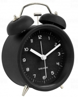 Laikrodis Karlsson Classic Bell KA5659BK