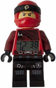 Laikrodis Lego Budík Ninjago Kai 9009181 Interjero laikrodžiai