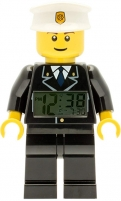 Laikrodis Lego City Policeman 9002274 Interjero laikrodžiai