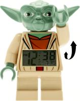 Laikrodis LEGO Yoda Interjero laikrodžiai