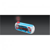 Laikrodis Muse M-167KDB Image, Alarm function, AUX in, Projection Clock Radio PLL Interjero laikrodžiai, metereologinės stotelės