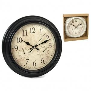 Laikrodis plast. sieninis 30cm Interjero laikrodžiai