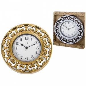 Laikrodis plastikinis sieninis 30cm LABRADO Interjero laikrodžiai