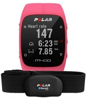 Laikrodis Polar M400 Pink HR Unisex watches