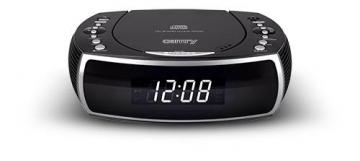 Laikrodis Radio alarm clock Camry CR1150 | black Interjero laikrodžiai