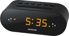 Laikrodis Radio Alarm Clock SENCOR SRC 1100 B