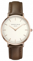 Laikrodis Rosefield THE BOWERY White Brown Rose gold