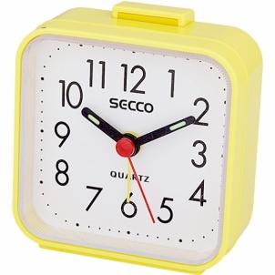 Laikrodis Secco Budík S CS818-7-8 Interjero laikrodžiai, metereologinės stotelės
