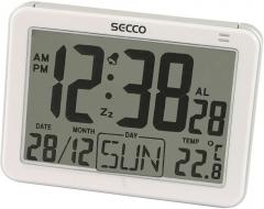 Laikrodis Secco S LD852-01 Interjero laikrodžiai, metereologinės stotelės