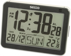 Laikrodis Secco S LD852-03 Interjero laikrodžiai, metereologinės stotelės