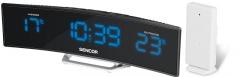 Laikrodis Sencor Budík s teploměrem SWS 212 RC Interjero laikrodžiai