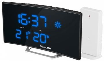 Laikrodis Sencor Meteostanice SWS 215 Interjero laikrodžiai