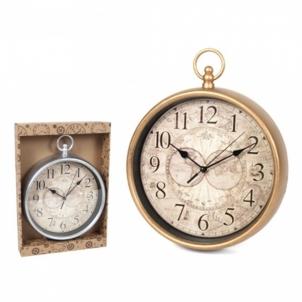 Laikrodis sieninis 30cm CORREA Interjero laikrodžiai