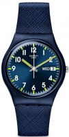 Laikrodis Swatch Sir Blue GN718 Unisex watches