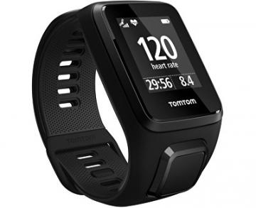 Laikrodis TomTom TomTom SPARK 3 Cardio BLK (S) Sport watches