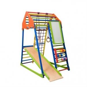Laipiojimo sienelė inSPORTline KindWood Plus vaikams Playgrounds
