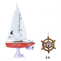 Laivas Jamara Sailing boot Atlantique 27Mhz 2CH RTR Ships and boats for kids