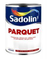 Lakas Sadolin Parquet 20 pusiau matinis 2,5 ltr. Varnishes