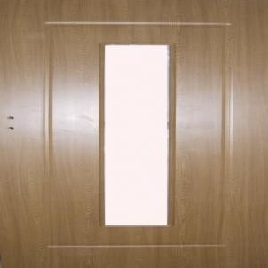Laminuotos vidaus durys MG-DOORS 2050x720x40 mm (pilnos), ažuolo sp., su vieta stiklui