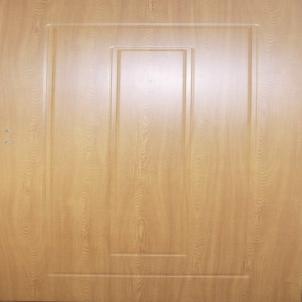 Laminuotos vidaus durys MG-DOORS 2050x820x40 mm (pilnos), ažuolo sp.,