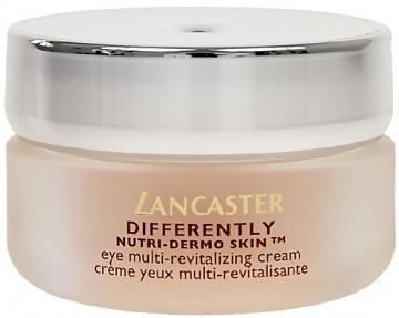 Lancaster Differently Nutri-Dermo Skin Eye Multi-Revit Cream Cosmetic 15ml Eye care
