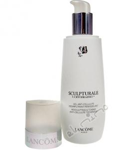 Lancome Sculpturale S-Cryodrainer Gel AntiCellulite Cosmetic 200ml Stangrinamosios kūno priežiūros priemonės