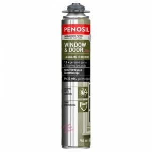 Langų ir durų sandarinimo putos Penosl 750 ml