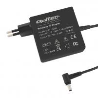 Laptop AC maitinimo šaltinis Qoltec 65W | 3.42A | 19V | 5.5x2.5
