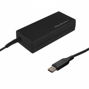 Laptop AC power adapter Qoltec Lenovo | 65W | 20V | 3.25A | YogaProPlug
