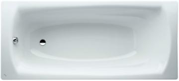 LAUFEN PALLADIUM plieninė vonia 170x75 cm, talpa 135 l In the bathroom