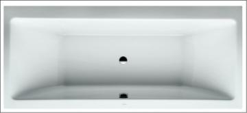 LAUFEN PRO laisvai statoma vonia 190x90 cm, su aliuminio rėmu In the bathroom