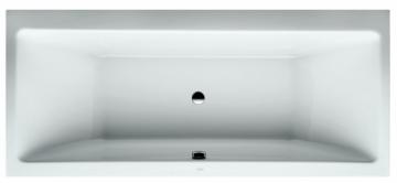 LAUFEN PRO vonia 180x80, laisvai statoma, su aliuminiu rėmu, 225 l In the bathroom