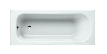 LAUFEN SOLUTIONS akrilinė vonia 170x70 cm, su rėmu In the bathroom