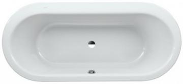 LAUFEN SOLUTIONS akrilinė vonia 180x80 cm, su rėmu