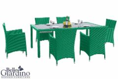 Lauko baldų komplektas CAPITALE Outdoor furniture sets