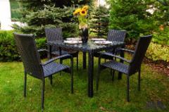 Lauko baldų komplektas ECCELLENTE Outdoor furniture sets