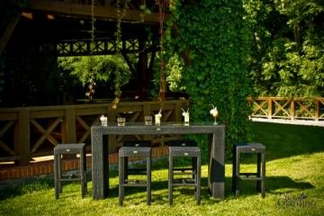 Lauko baldų komplektas GENIALE Lauko baldų komplektai