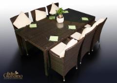 Lauko baldų komplektas GUSTOSO Lauko baldų komplektai