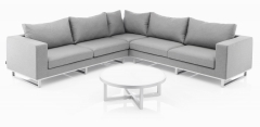 Lauko baldų komplektas KETTLER Ego Sunbrella Lauko baldų komplektai