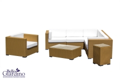 Lauko baldų komplektas METROPOLI
