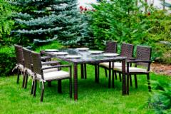 Lauko baldų komplektas OMBROSO Outdoor furniture sets