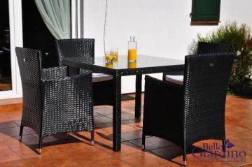 Lauko baldų komplektas PAZZO