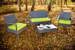 Lauko baldų komplektas PERFETTO Lauko baldų komplektai