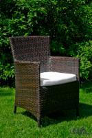 Dārza krēsls GUSTOSO Dārza krēsli