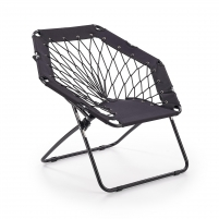Outside kėdė WIDGET juoda Outdoor chairs