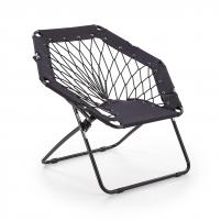Lauko kėdė WIDGET juoda Dārza krēsli
