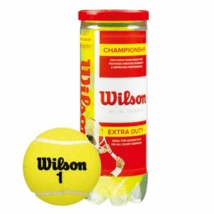 Lauko teniso kamuoliukai Championship 3-ball Lauko teniso kamuoliukai