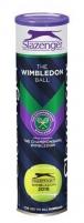 Lauko teniso kamuoliukai Slazenger Wimbledon 4-tin Lauko teniso kamuoliukai