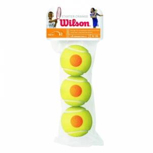 Lauko teniso kamuoliukai Starter Game 3 pcs Outdoor tennis balls